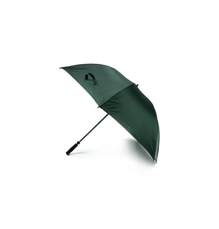 diseño profesional diseño unico precios baratass Paraguas Golf verde oscuro automático