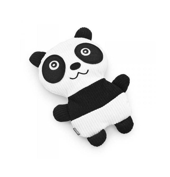 Peluche oso panda calentador microondas hierbas