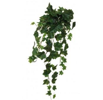 Planta colgante Hiedra verde artificial