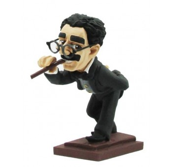 Figura Groucho Marx decoración