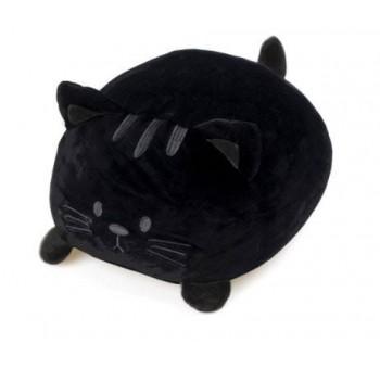 Cojín Gato negro bola