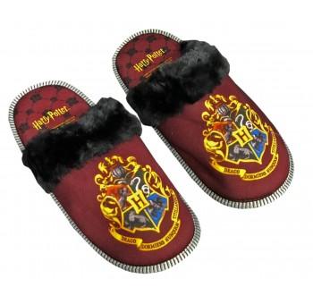 Zapatillas de casa Harry Potter Hogwarts adulto y niño